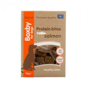 Boxby Protein Bites Zalm – 70 gram