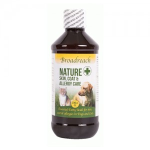 Broadreach Nature + Skin, Coat & Allergy Care - 236 ml