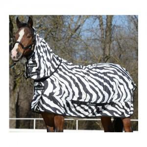 Bucas Sweet-Itch Zebra Full Neck – 145