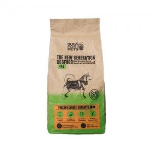 BugsforPets Hond - Geperste Brok - 4 kg