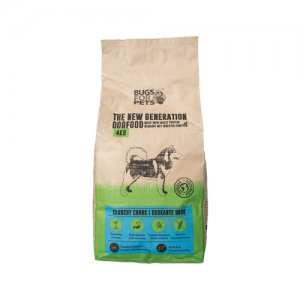 BugsforPets Hond - Krokante Brok - 4 kg