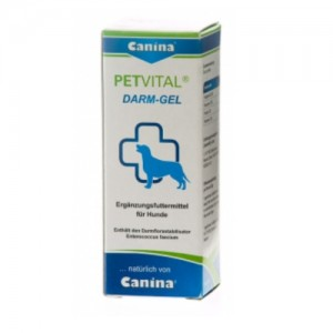 Canina Petvital Darm Gel - 30 ml