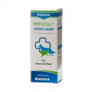 Canina Petvital Derm Liquid 25 ml