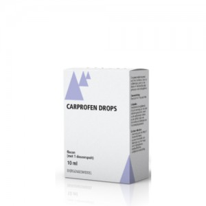 Carprofen Drops 10 ml.