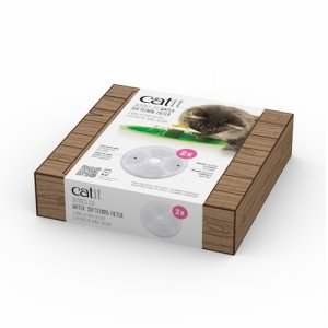Catit Senses 2.0 Flower Fountain - 2 filters