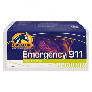 Cavalor Emergency 911 – 12 x 80 ml