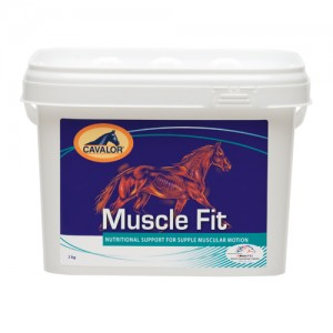 Cavalor Muscle Fit - 2 kg