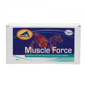 Cavalor Muscle Force - 60 x 15 gram