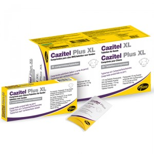 Cazitel Plus XL - 2 tabletten