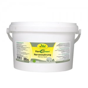 cdVet Equigreen Nerves Food - 2 kg