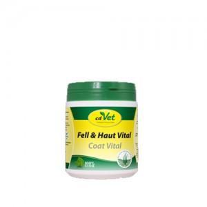 cdVet Fell & Haut Vital Hund & Katze - 400 g