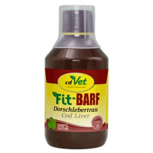 cdVet Fit-BARF Levertraan 100 ml.