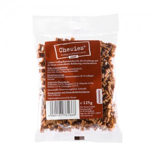 Chewies Botjes Mini – Gevogelte – 125 g