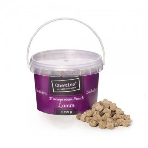 Chewies Trainingssnacks - Lamm - 300 g