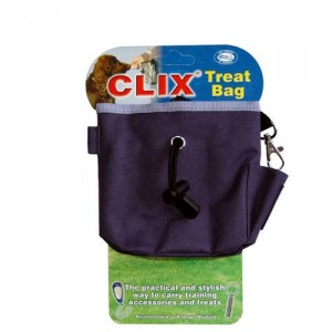 Clix Treat Bag - Paars