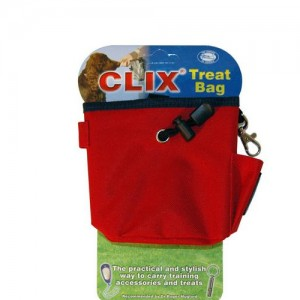 Clix Treat Bag - Rood