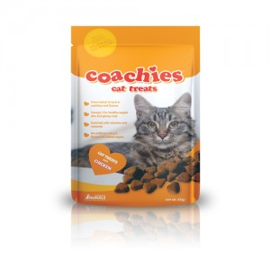 Coachies Katzen-Snacks - Huhn - 65 g