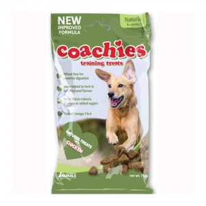 Coachies Natural Trainingssnoepjes - 75 gram
