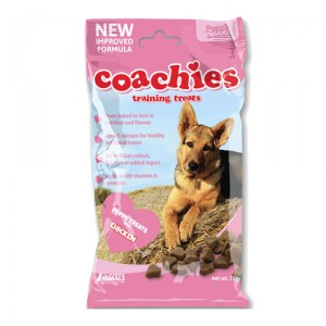 Coachies Training Treats – Puppy – 75 g