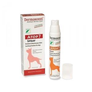 Dermoscent Atop 7 Spray voor hond en kat - 75 ml