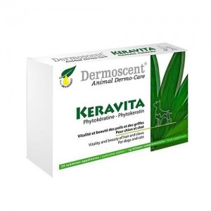 Dermoscent Keravita - 30 tabletten