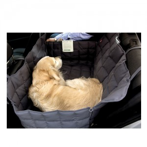 Doctor Bark 2-Car-seat Blanket - L
