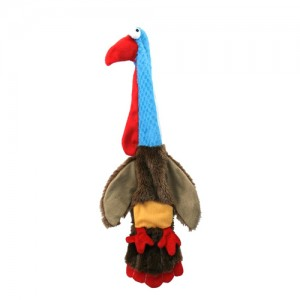 Dog Life Turkey No Stuffing - Jumbo
