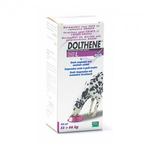 Dolthene ontwormsuspensie - 100 ml
