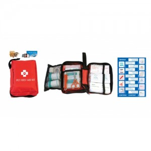 Duvo+ Pet First Aid Kit