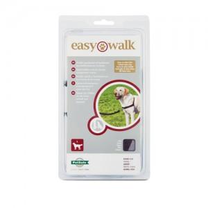 Easywalk Hondenharnas - Zwart - L kopen