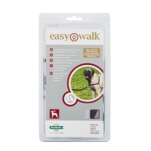 Easywalk Hondenharnas - Zwart - XL kopen