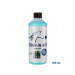 Equi-N-ice Coolant navulling 500 ml.