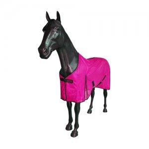 Equi-Thème Vliegendeken Eclat - 160 - Neon Pink