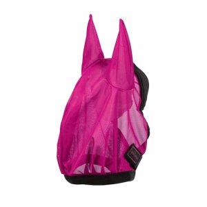 Equi-Thème Vliegenmasker Eclat - L - Neon Pink