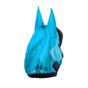 Equi-Thème Vliegenmasker Eclat - M - Bright Blue