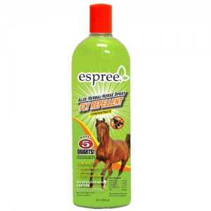 Espree Aloe Herbal Horse Spray - Concentrate - 946 ml.