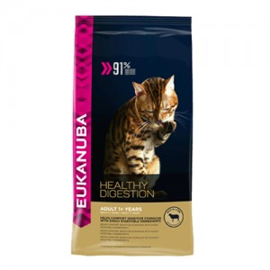 Eukanuba Cat Healthy Digestion - 4kg
