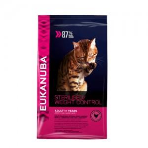 Eukanuba Cat Sterilised - Weight Control - 10kg