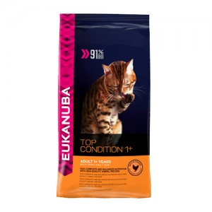 Eukanuba Cat Top Condition 1+ - 4kg