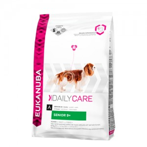 Eukanuba Senior 9+ - Daily Care - Hond - 12 kg