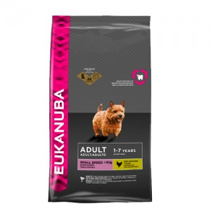 Eukanuba Dog Adult Small Breed (Kip) 7.5 kg
