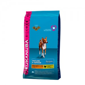 Eukanuba Dog Mature Senior Medium 3 kg