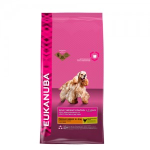 Eukanuba Dog Weight Control Medium 3 kg