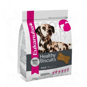 Eukanuba Healthy Biscuits Adult - 6x200g
