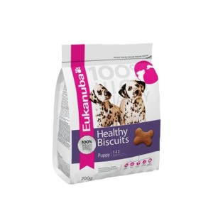 Eukanuba Healthy Biscuits Puppy 1x200g