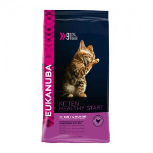 Eukanuba Kitten Healthy Start - 10kg