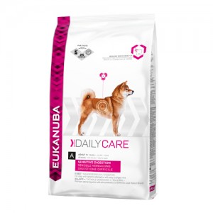 Eukanuba Sensitive Digestion - Daily Care - Hond - 2,5 kg
