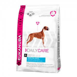 Eukanuba Sensitive Joints - Daily Care - Hond - 12,5 kg