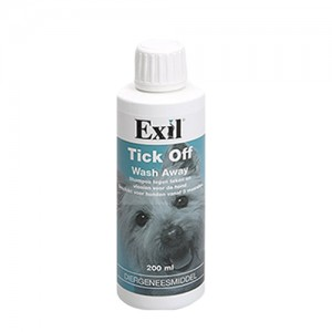 Tick Off Wash Away Shampoo - 200 ml