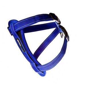 EzyDog Chest Plate tuig - M - Blauw kopen